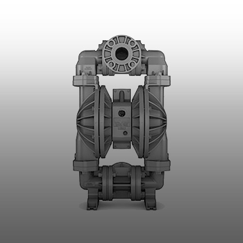 HS400S-Wilden-pump-Wilden-pomp-metal-bewerkt