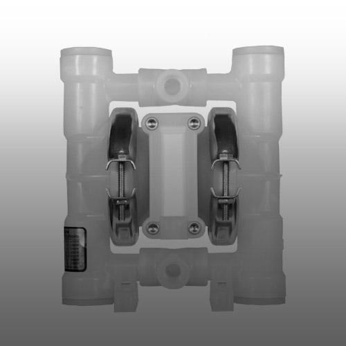 P025 - Wilden pomp - 025 inch plas-bewerkt